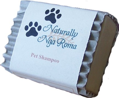 Naturally NgaRoma Pet Shampoo