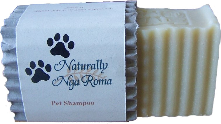 Natural Handmade Pet Shampoo